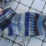 How Do You Knit Socks?