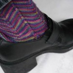 Afterthoughts on the Garter Stitch Heel