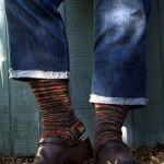 FO: Socks That Rock Kneehighs