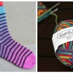 Socktober Stripes