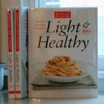 America's Test Kitchen Light & Healthy Series