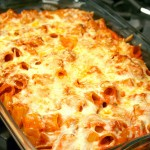 Low Fat Baked Ziti