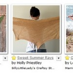 Friday Faves – Gradient Shawls