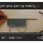 Friday Faves: Video Knitting Tutorials