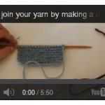 Friday Faves: Video Knitting Tutorials