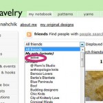 Friday Faves: Ravelry Searching and Organization