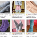 Friday Faves: Sock Yarn designs