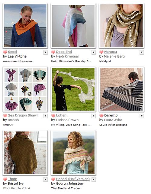 rhinebeck shawls