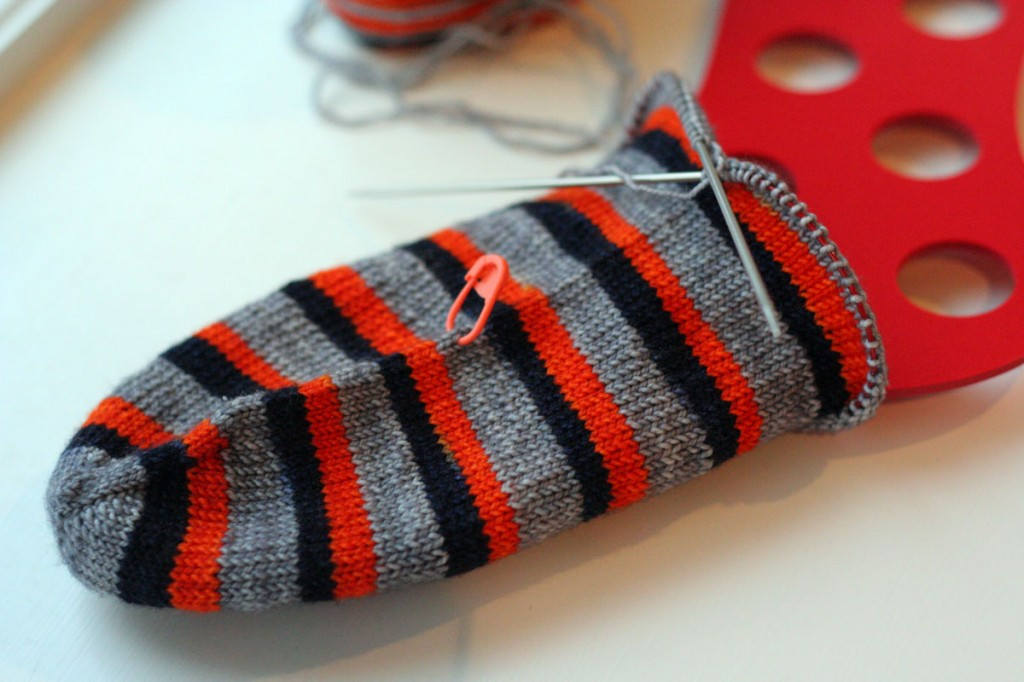 chicago bears second sock